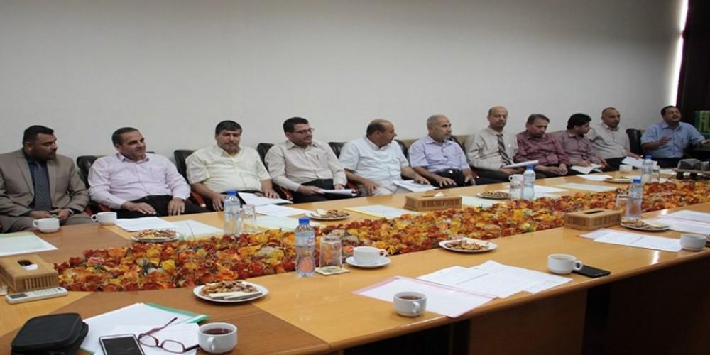 مجلس وزارة الصحة يؤكد على تجويد الخدمة الصحية المقدمة للمواطنين