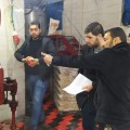 وزارة العمل تنفذ زيارات تفتيشية لمنح التراخيص في محافظة شمال غزة