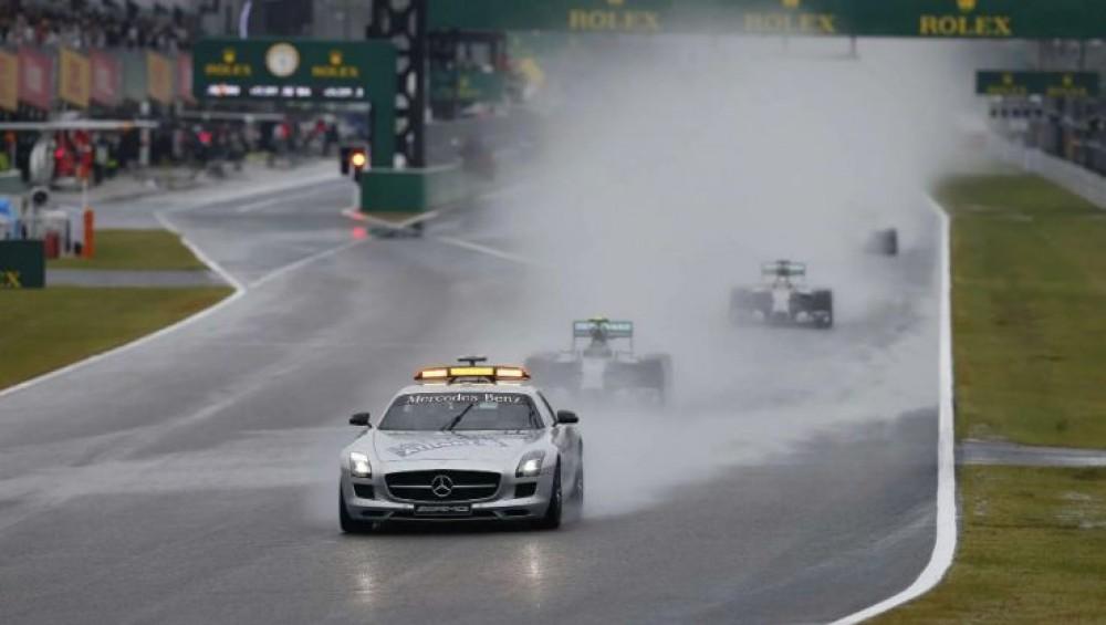 """اعصار """"هاجيبيس"""" يُهدد اقامة سباق جائزة اليابان الكبرى للفورمولا1"""