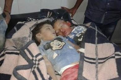 استشهاد طفلين فلسطينيين وإصابة آخرين في سوريا