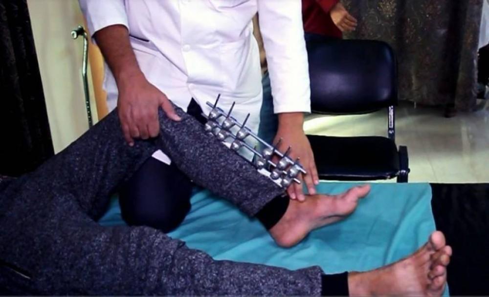استئناف العلاج الطبيعي الخارجي بمجمع الشفاء  للحالات الطارئة