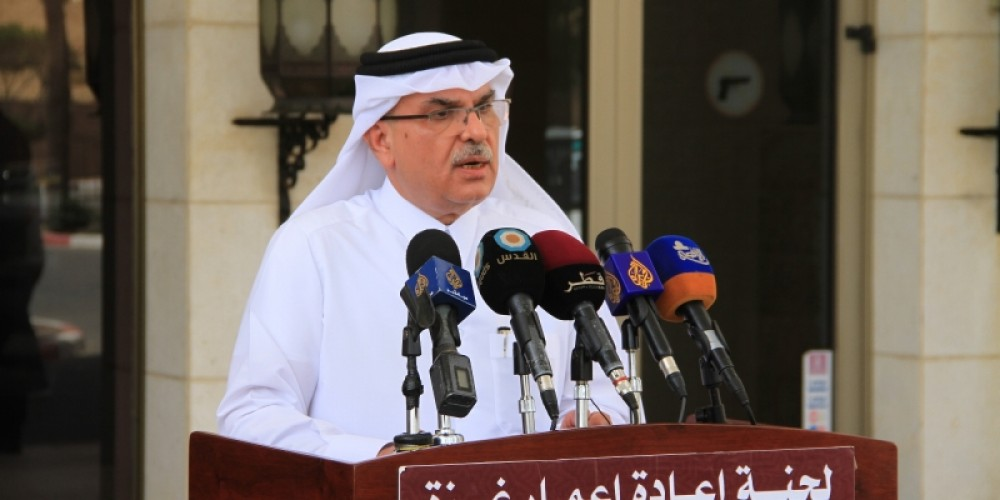 السفير محمد العمادي