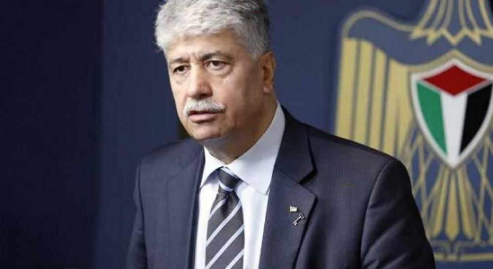 وزير التنمية الاجتماعية في حكومة رام الله أحمد مجدلاني