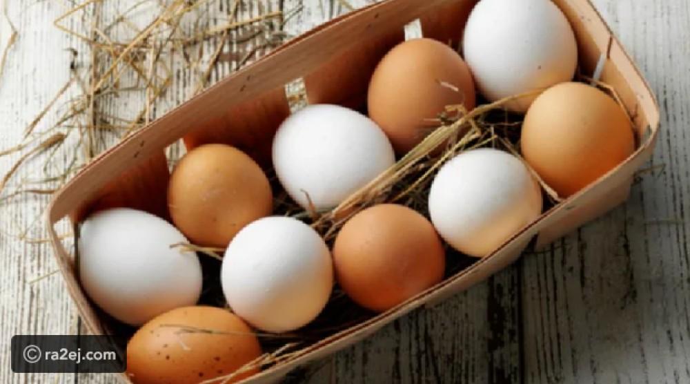 لهذا السبب: تناول البيض الأبيض بدلاً من البني
