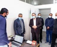 رئيس لجنة المتابعة الحكومية بغزة د.محمد عوض يتفقد سير الأمور في وزارة العمل