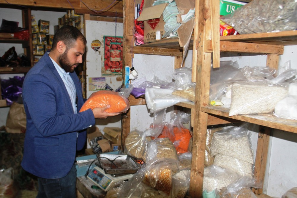 مراقبة الأغذية تنفذ حملة كبرى لضبط الأسواق في محافظة رفح