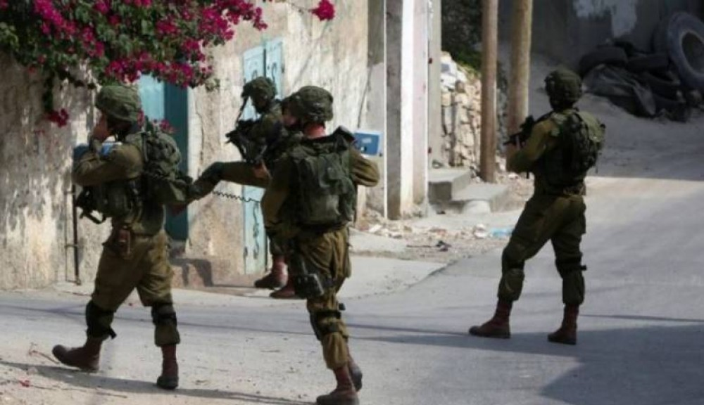 الاحتلال يقتحم قرية