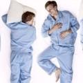 وضعية النوم مهمة لصحتك