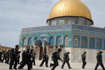 ادعيس: واقع القدس الحالي الأكثر خطورة منذ 1967
