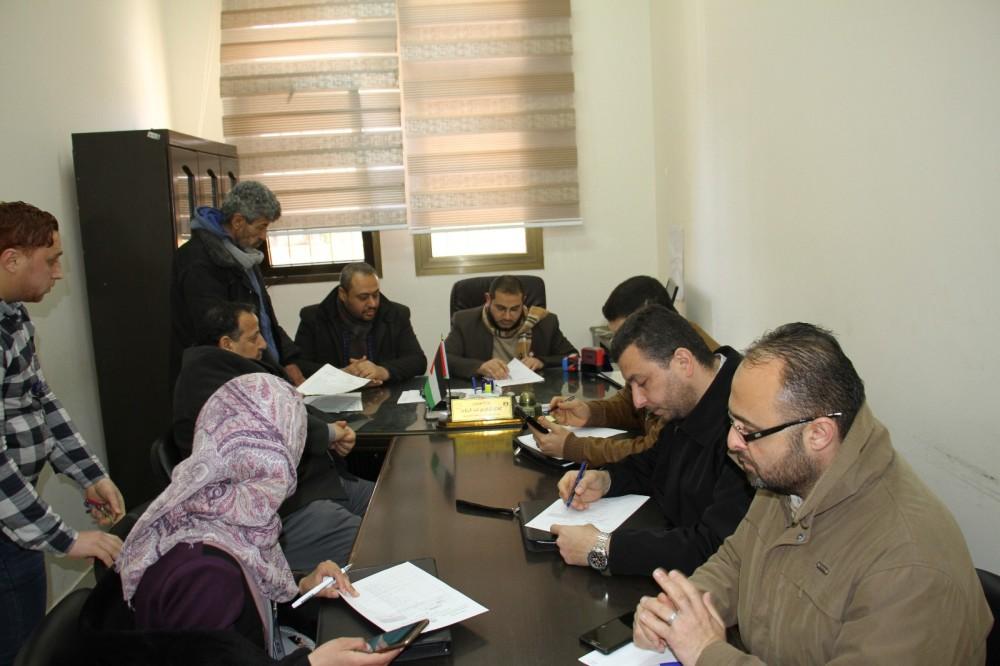 وزارة العدل تستقبل لجان تقييم أفضل مركز تقديم خدمة حكومي