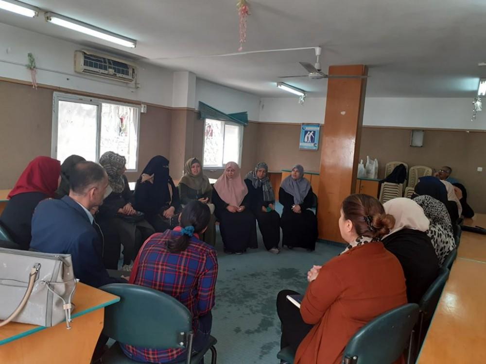 التنمية الاجتماعية  تعقد ورشة عمل حول  النوع الاجتماعي