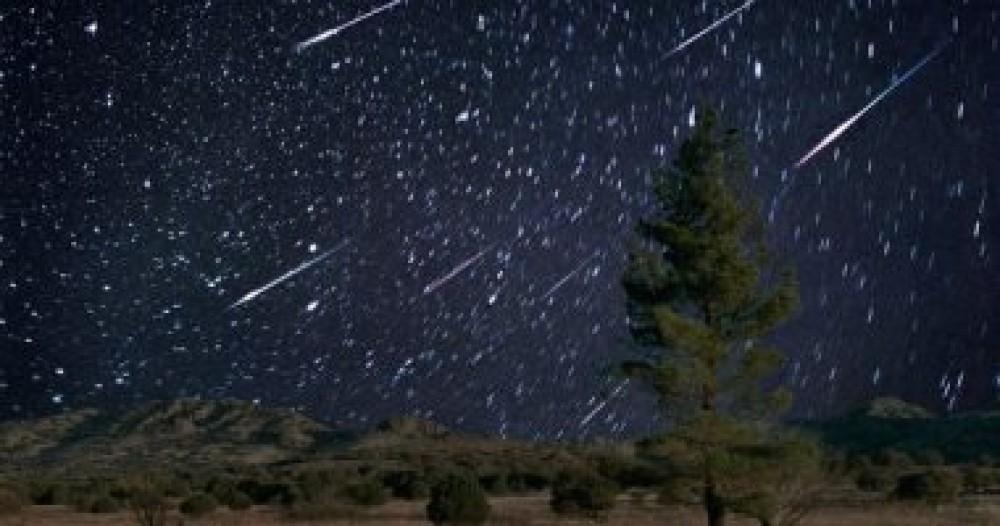 مئات الشهب تنير سماء كوكب الأرض هذا الأسبوع