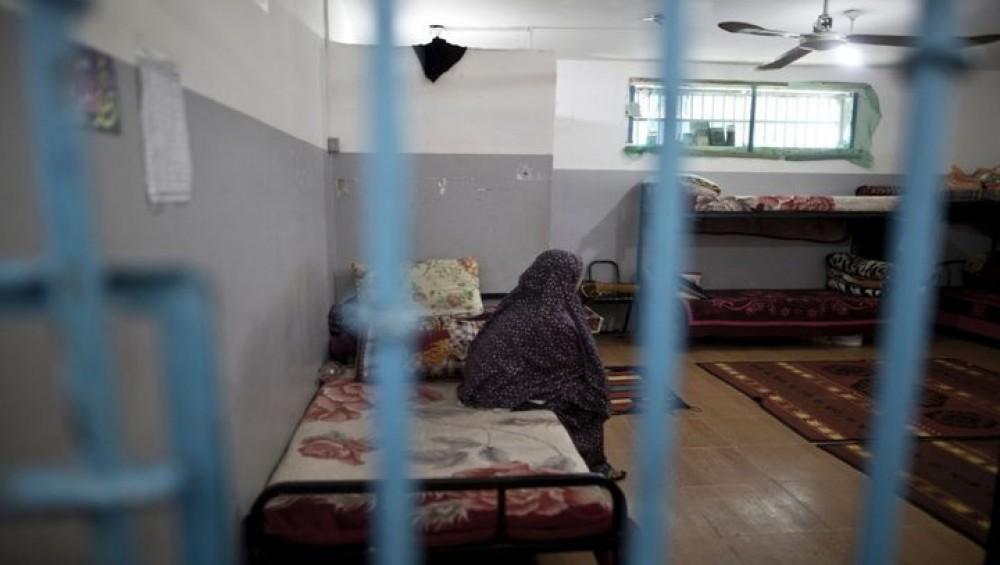 وزارة الأسرى تطالب بوضع حد لمعاناة الأسيرات في سجون الاحتلال