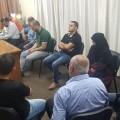 مدير عام الزكاة يناقش سير العمل مع موظفيه خلال المرحلة المقبلة