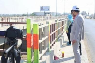 """"""" المواصلات"""" تشرف على تنفيذ مبادرة شبابية لإنارة الشوارع المظلمة"""