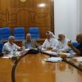 لجنة الداخلية بالتشريعي تناقش العديد من التقارير الرقابية