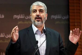 مشعل: حماس لا تخشى الانتخابات ونسعى لتجديد شرعيتنا