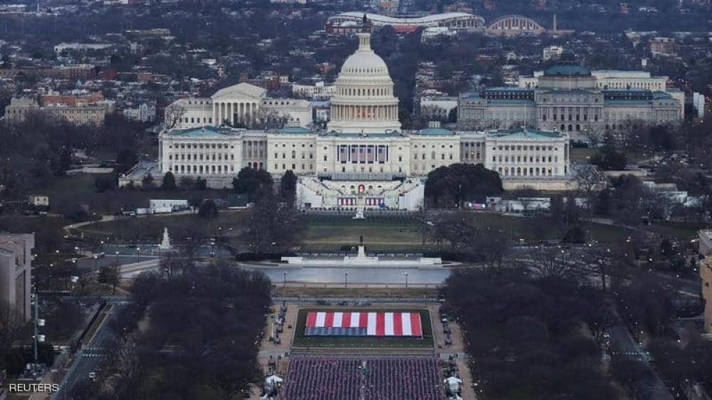 مراسم تنصيب الرئيس الأمريكي الجديد جو بايدن