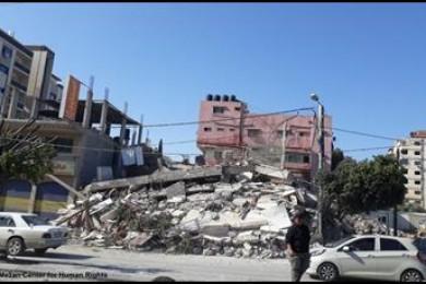 الميزان يستنكر التصعيد الإسرائيلي ويطالب بتدخل دولي عاجل لحماية المدنيين