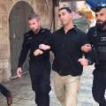 اعتقال أحد حراس المسجد الأقصى - أرشيف