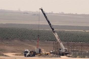 """القسام ينشر فيديو لتفكيك الاحتلال موقع """"ناحل عوز"""""""