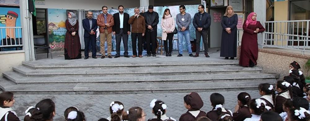 وزارة التعليم تطلق مشروع توعية الطلبة من مخاطر الأجسام المشبوهة