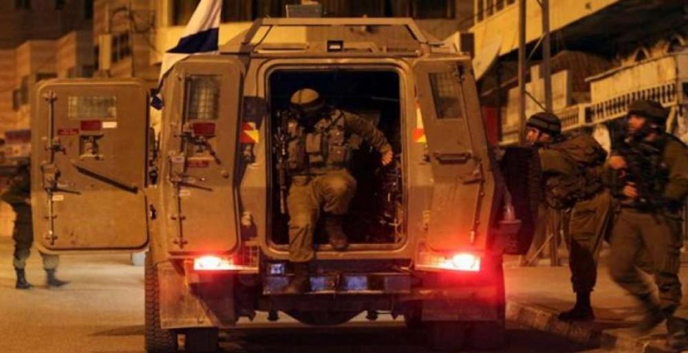 قوات الاحتلال تنفذ اقتحامات - أرشيف