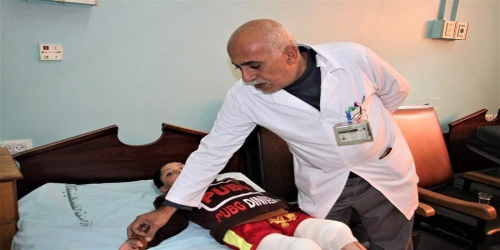 الصحة: مركز عدنان العلمي للحروق يقدم خدماته لـ305 حالة