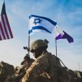 الجيش الامريكي والاسرائيلي