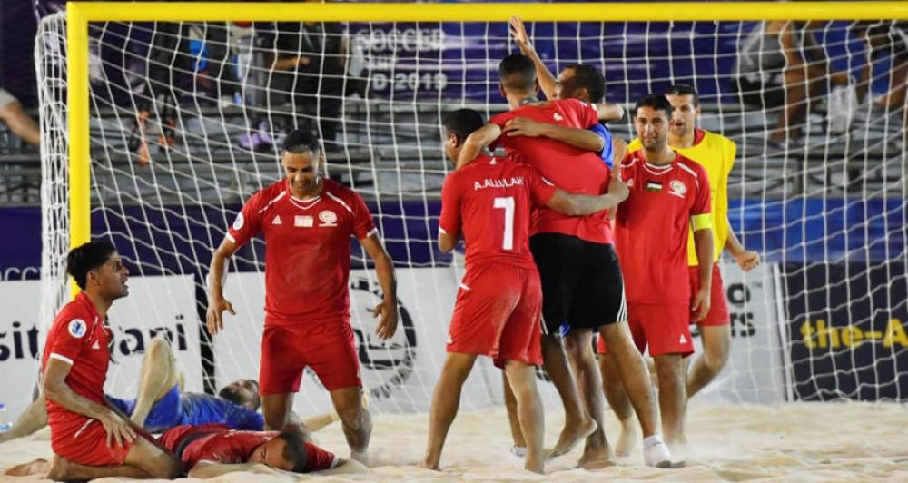 التأهل لكأس العالم الشاطئية ... حلم يترقبه الفلسطينيون بلهفة