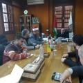 أوقاف وبلدية غزة يبحثان آليات تشكيل لجنة مشتركة خاصة بالمقابر