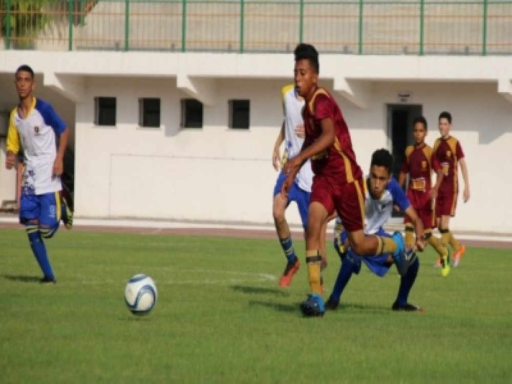 تأهل فريقين لنصف نهائي بطولة الأكاديميات في قطاع غزة ..