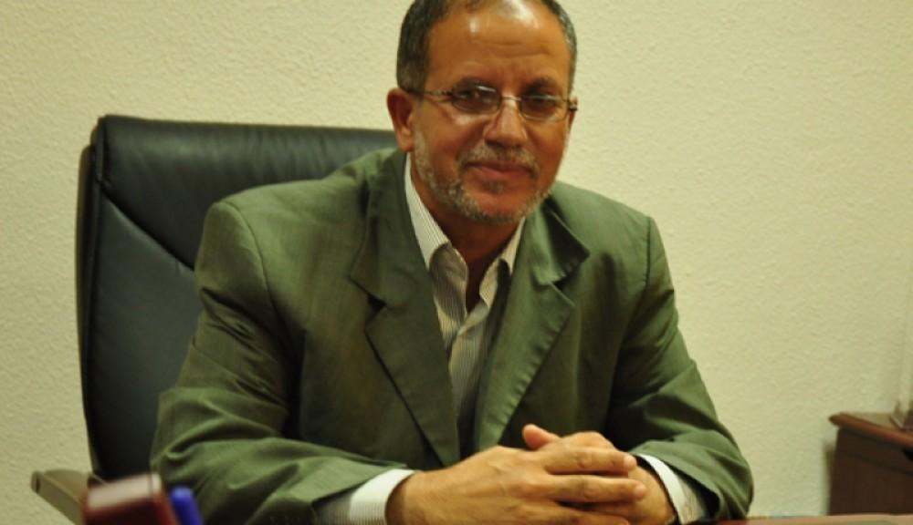 النائب في المجلس التشريعي يونس أبو دقة