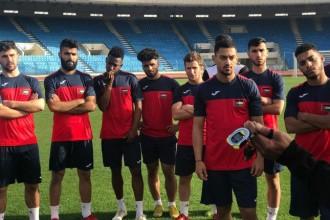 الفدائي الاولمبي يواجه نظيره البحريني في مباراة الحسم
