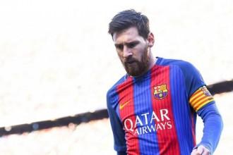 موسم برشلونة مهدد بسبب ميسي