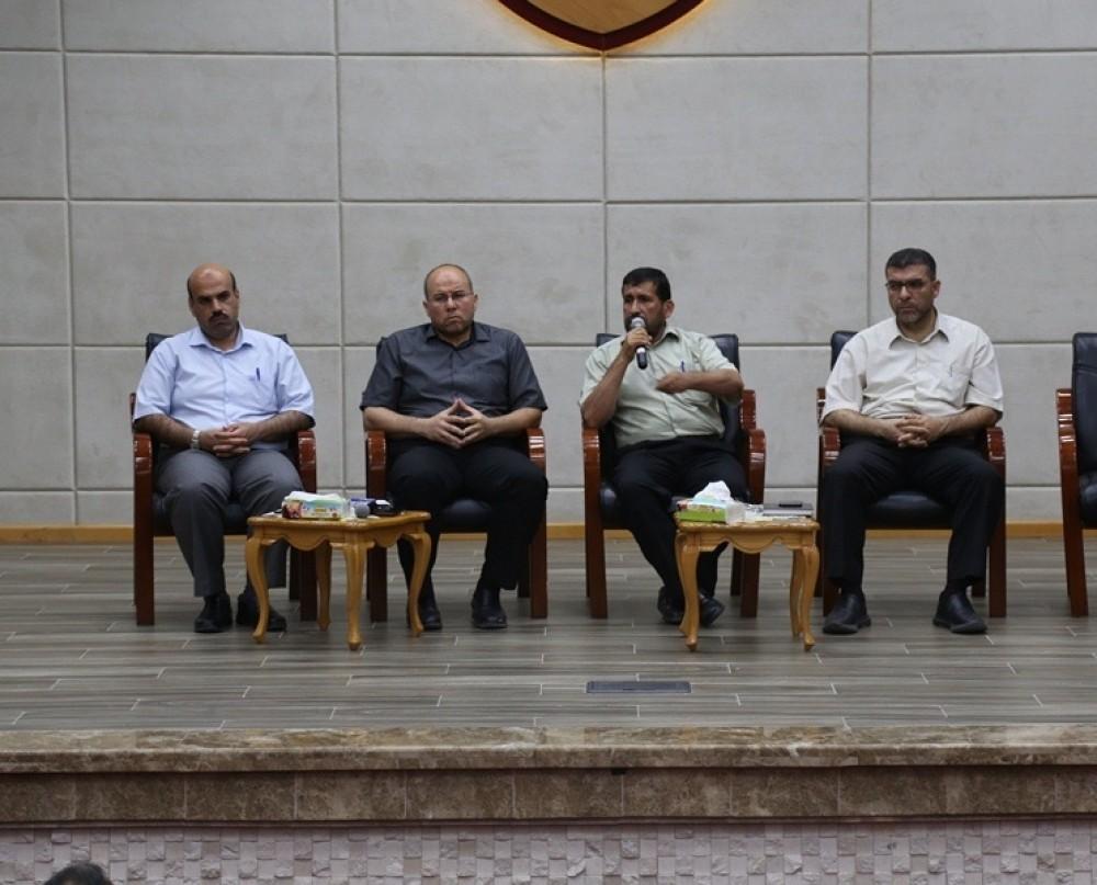 ثابت : الدراسة بمحافظات قطاع غزة في الثامن من أغسطس المقبل