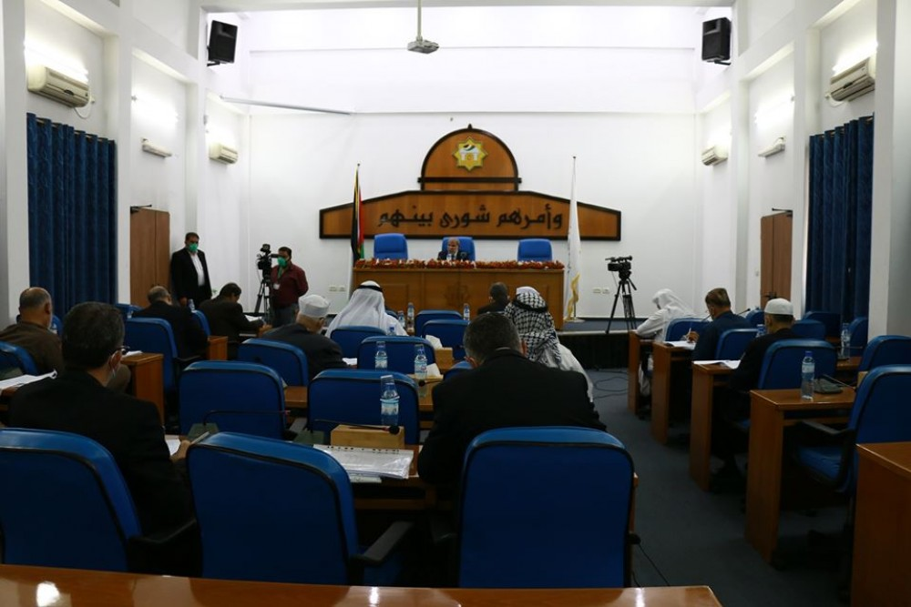 التشريعي: الاحتلال يتجاوز القانون الدولي والإنساني بشكل يومي ومتعمد
