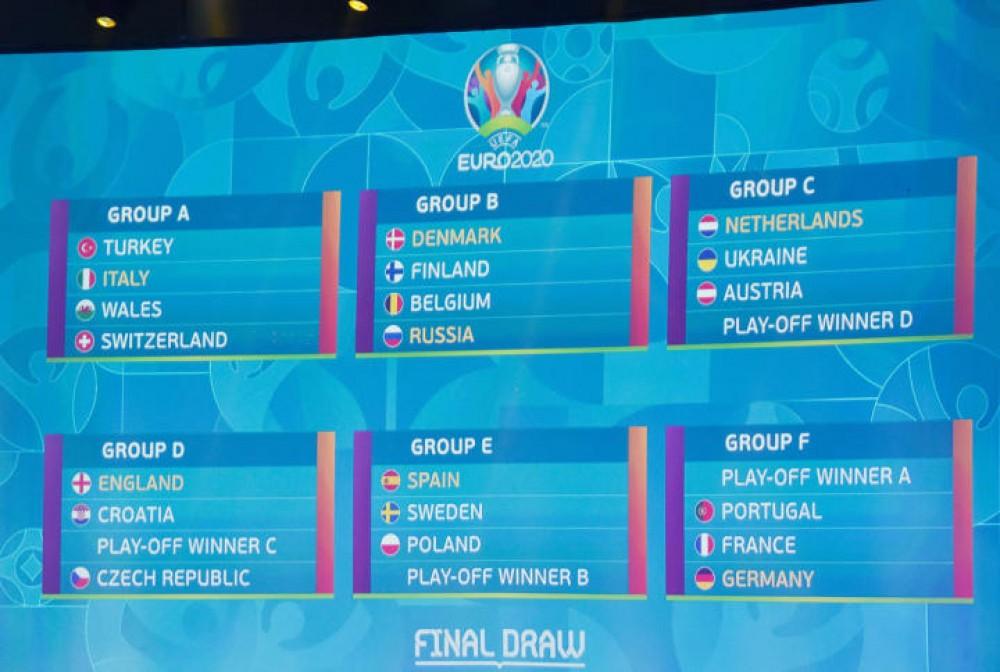 كأس أوروبا 2020: فرنسا وألمانيا والبرتغال في
