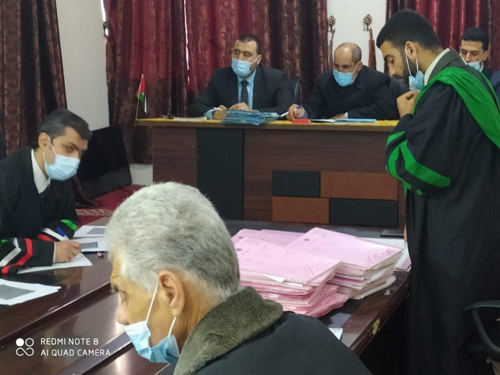 السلطة القضائية تعقد محاكمات بسجن طيبة المركزي