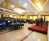 المجلس التشريعي بغزة ينظم إحتفال بعنوان