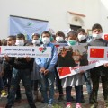 جمعية عطاء فلسطين تنفذ مبادرة للتضامن مع الشعب الصيني في مواجهة  كورونا