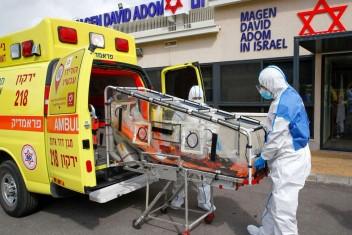 """ارتفاع عدد المصابين بفيروس """"كورونا"""" لدى الاحتلال إلى 3460"""