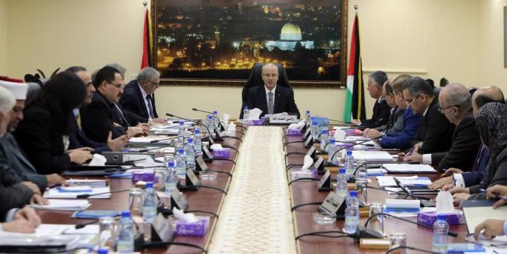 اجتماع الحكومة الأسبوعي