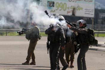 الاحتلال يصيب شبانًا ببيت لحم ويعتقل شقيقين بقليقلية