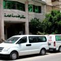 استئصال ورم ليفي كبير في مستشفى الخدمة العامة بغزة