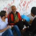 ضمن حملة لمكافحة ظاهرة التسول وتوعية الأطفال في شوارع مدينة غزة