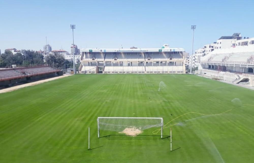 لمجلس الأعلى يعلن جهوزية ملعب فلسطين, ويفتحه للأندية المشاركة بالكأس