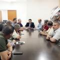 وكيل وزارة الاقتصاد يجري عدد من اللقاءات للإدارات العامة في الوزارة