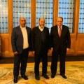 جانب من زيارة وفد حماس للعاصمة الروسية موسكو
