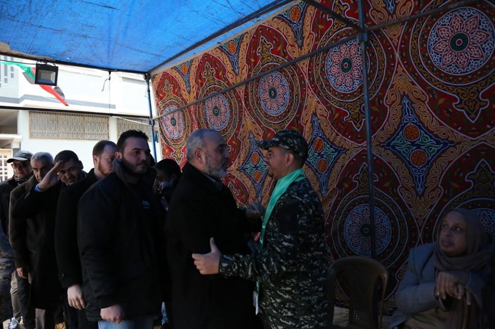 وزارة الأسرى يهني الأسير حازم حسنين بالإفراج عنه من سجون الاحتلال